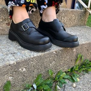 Chunky Platform Shoes